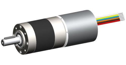 Motoriduttori epicicloidali diametro 35+22H Brushless