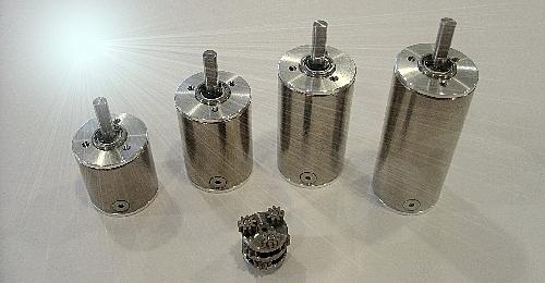 Planetary gearbox diameter 22