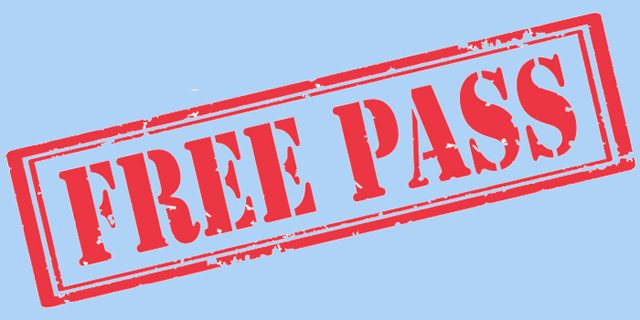 The Free Pass