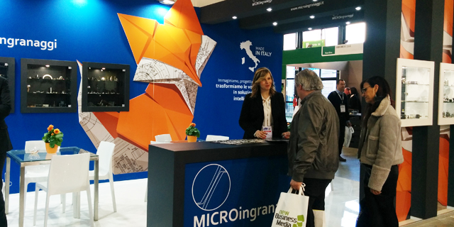 MICROingranaggi: reportage MECSPE 2018