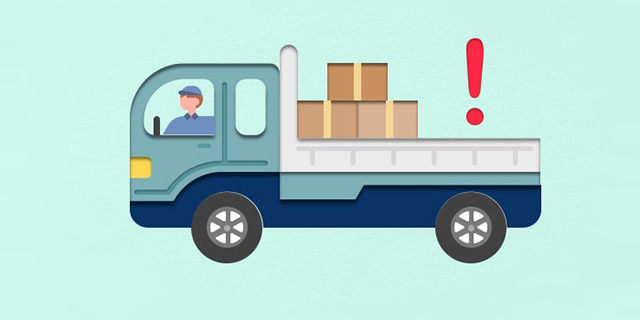 Delivery times: what do I do if an order is late?