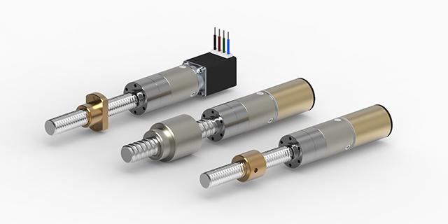 linear electric actuator Ø22